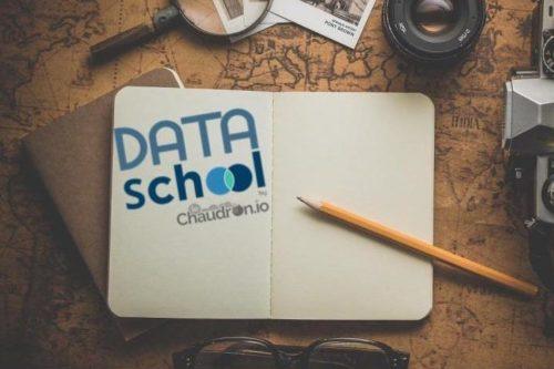 leChaudron.io Data School Crédit du Nord