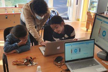 stage pour enfant click & move