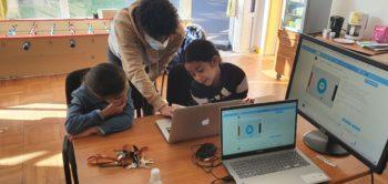 Nouveauté : stages Click&Move pour les enfants