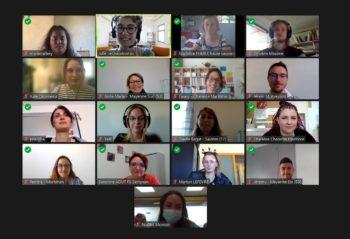 Le Chaudron.io forme les futurs Conseillers numériques